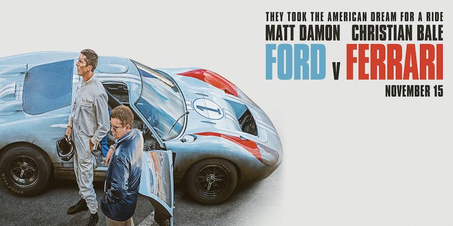 LE MANS 66 – LA GRANDE SFIDA (Ford v Ferrari)